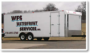 Waterfront Services to the Rescue!